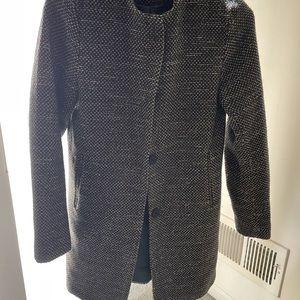 H&M Green coat
